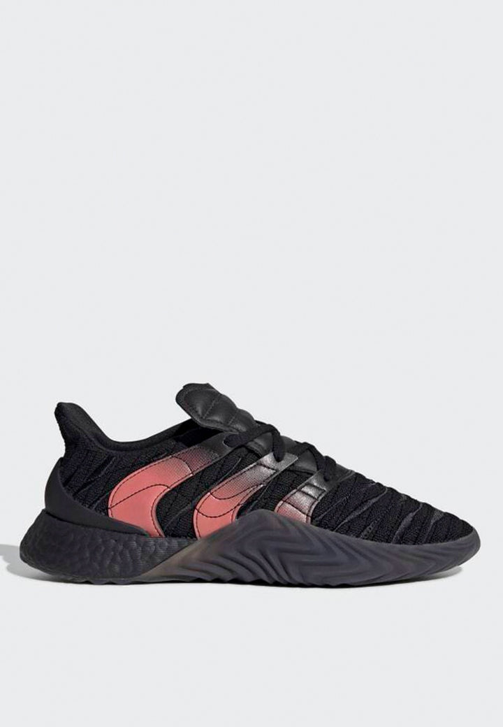 Adidas | Sobakov 2.0 - black/ solar orange | Good As Gold, NZ