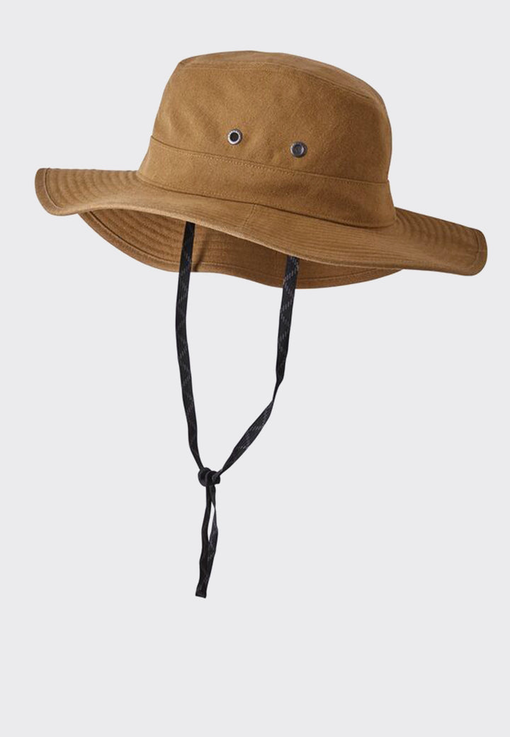 Patagonia | Forge Hat - coriander brown | Good As Gold, NZ