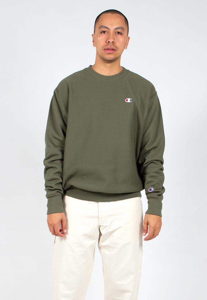 Champion | Reverse Weave Crew - cargo | Good As Gold, NZ
