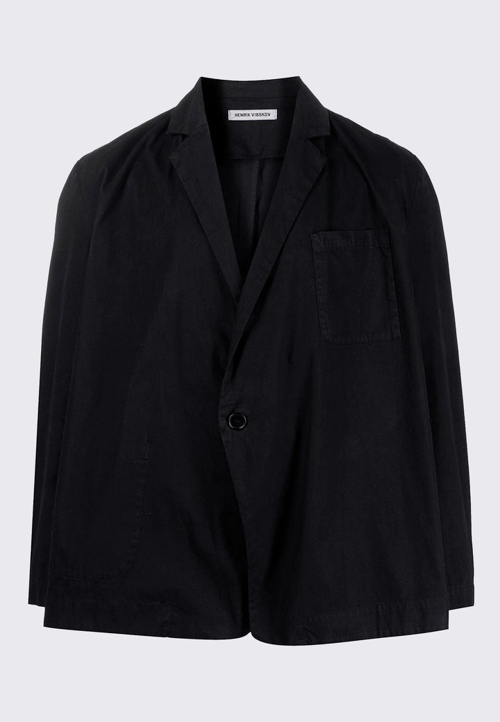 The Big Blazer - black