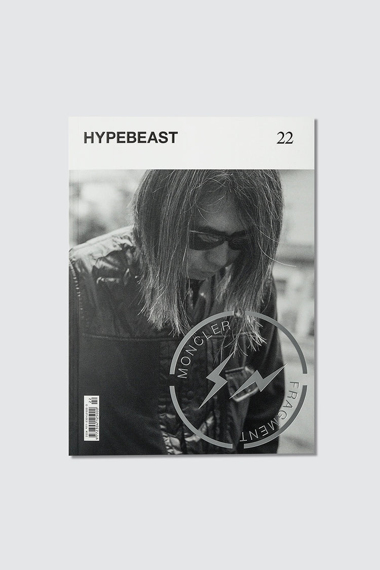 Hypebeast Issue 22: The Singularity Issue | GOOD AS GOLD | NZ