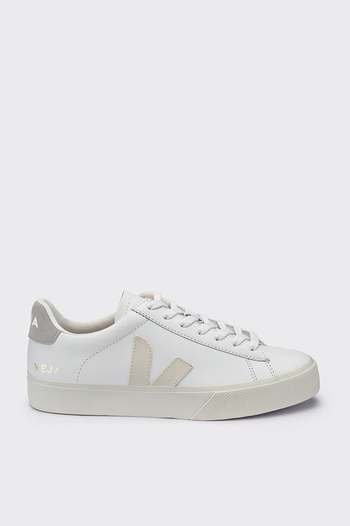 Veja Campo Bastille - white/pierre/natural - Good As Gold