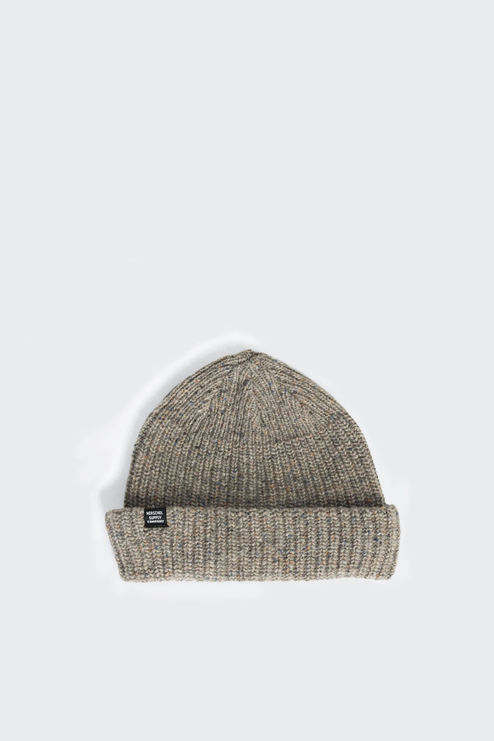 Herschel Supply Co. Buoy Beanie - heathered grey | GOOD AS GOLD | NZ