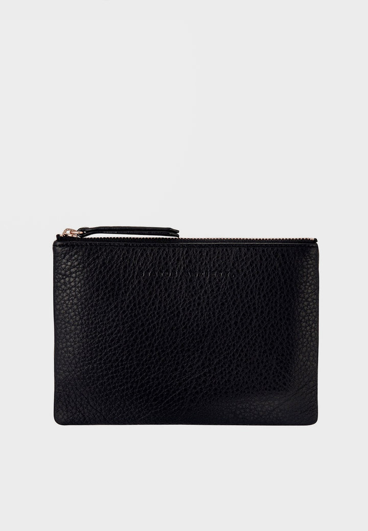 Status Anxiety Treacherous Pouch Wallet - black - Good As Gold