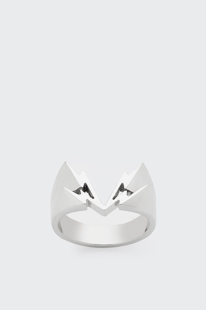 Meadowlark Mens Thunder Bolt Ring - silver | GOOD AS GOLD | NZ
