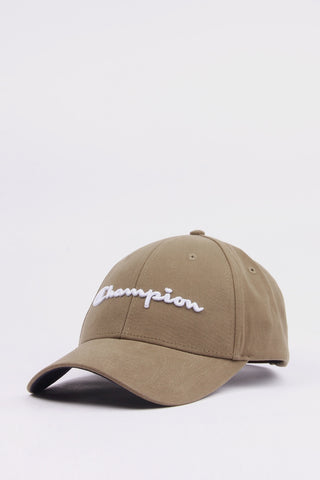 Champion Classic Twill Cap - mission green | GOOD AS GOLD | NZ
