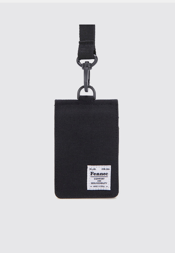 C & S Card Pocket - black