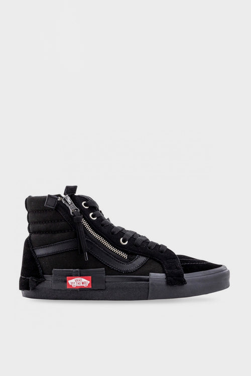 Vans Sk8 Hi Reissue - black - Good As Gold