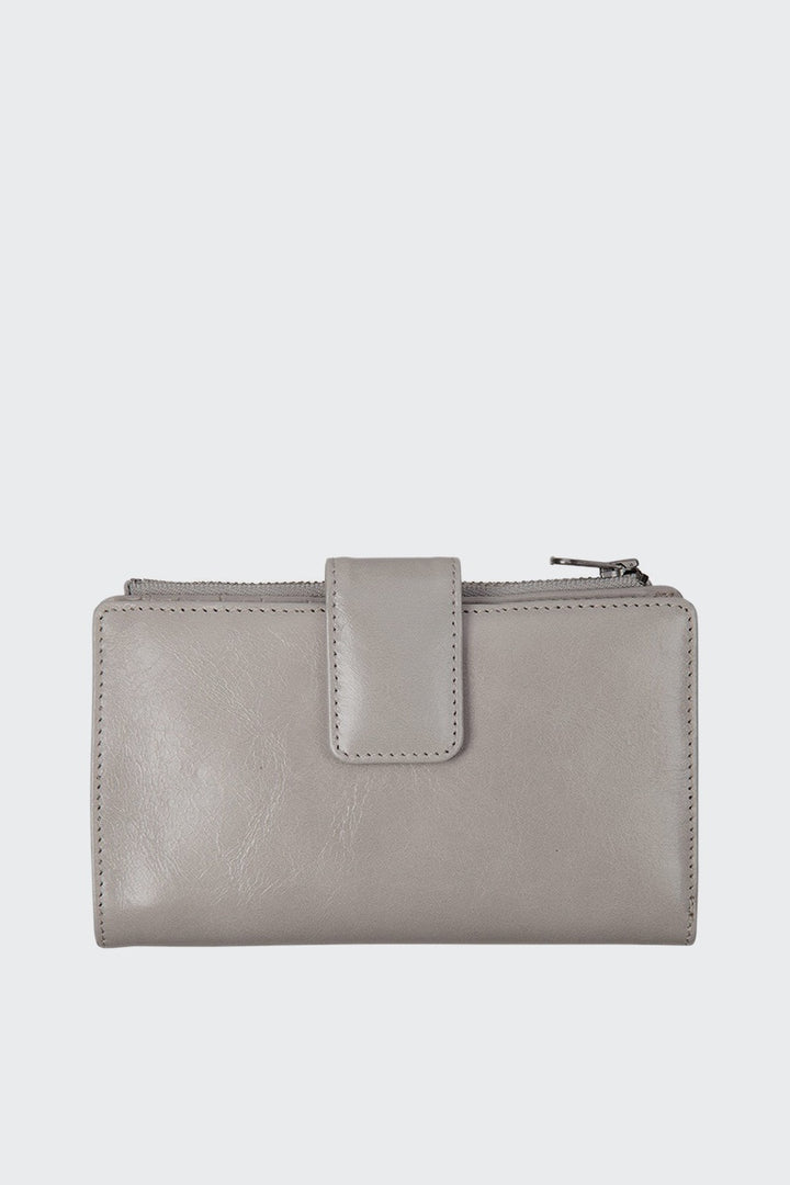 Status Anxiety Outsider Wallet - light grey | GOOD AS GOLD | NZ
