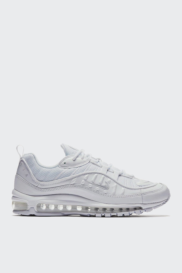 timeless design 3b587 6fad5 Nike Air Max 98 - triple white – Good As Gold