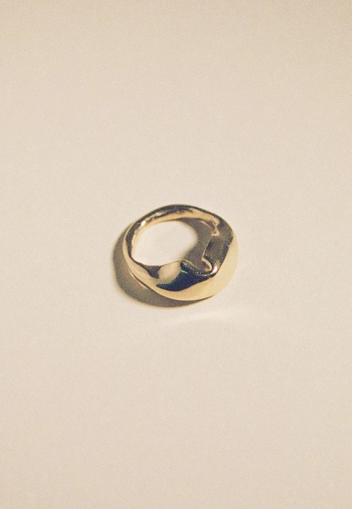 Percale Ring - gold