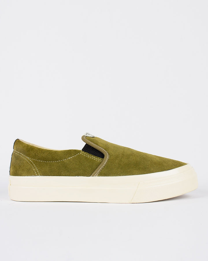 Stepney Workers Club | Lister Suede - military | Good As Gold, NZ