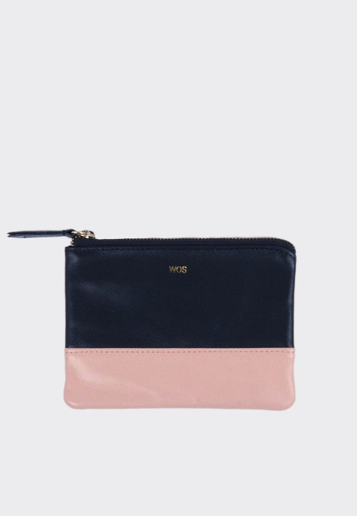 Keeper Wallet - light pink/black