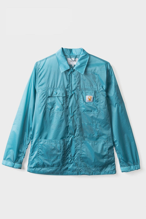 Brain Dead X Carhartt Chore Jacket - blue - Good as Gold
