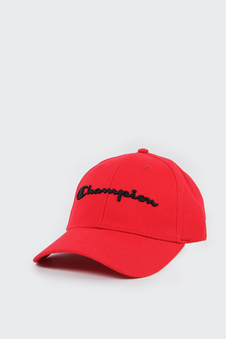 Champion Classic Twill Cap - team red | GOOD AS GOLD | NZ