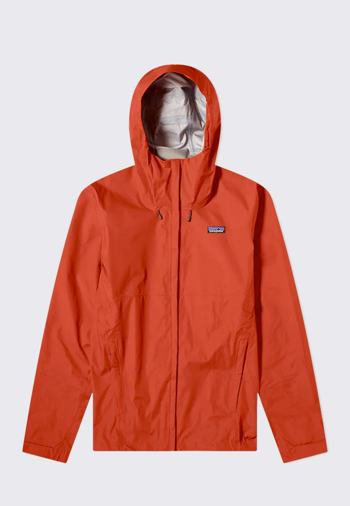 Torrentshell 3L Jacket - roots red