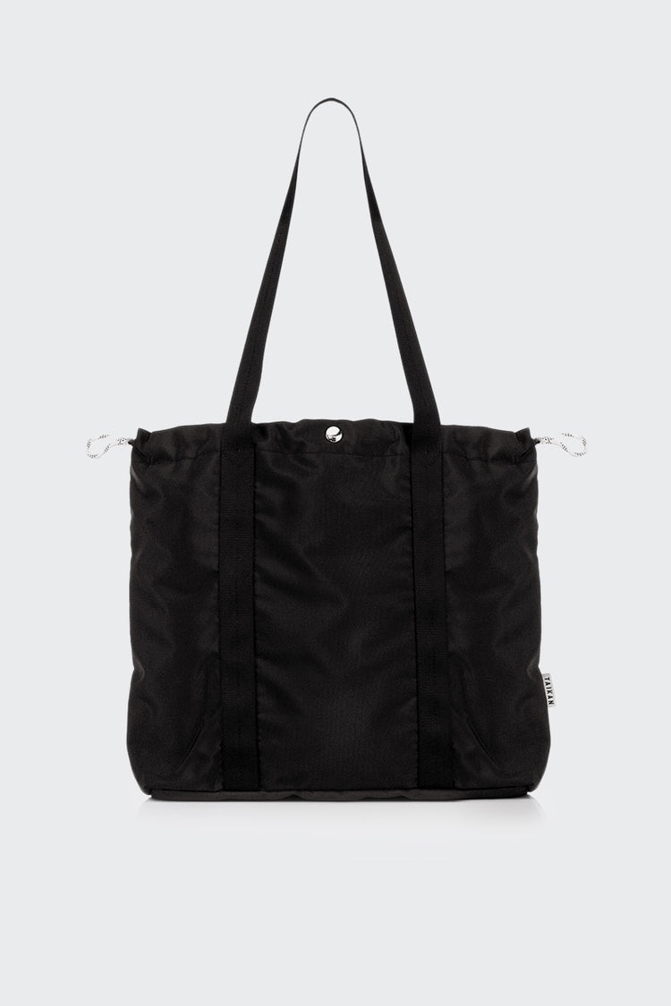 Taikan Everything Flanker Tote Bag - matte black | GOOD AS GOLD | NZ