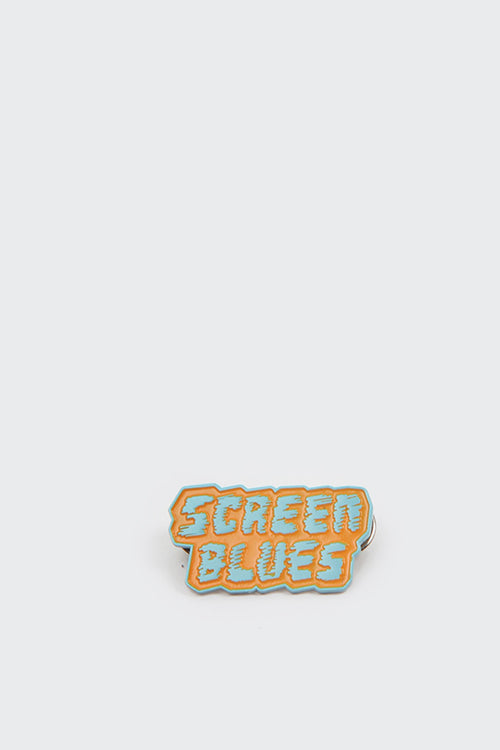 Good As Gold Screen Blues Pin | GOOD AS GOLD | NZ