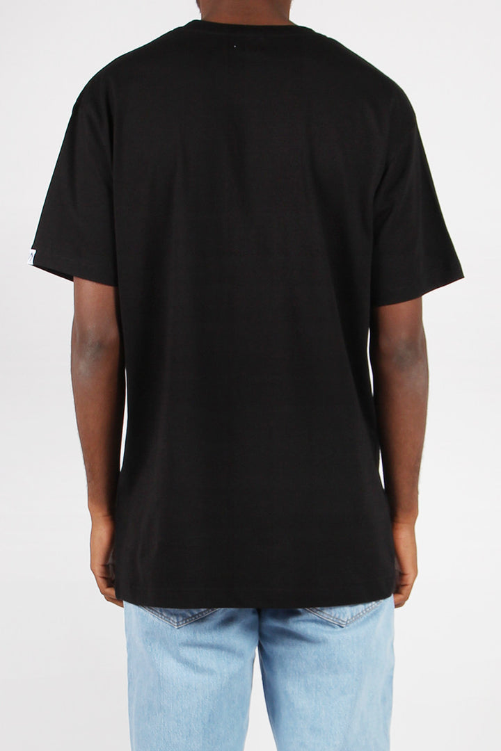 Good As Gold Classic Organic T-Shirt - black | GOOD AS GOLD | NZ