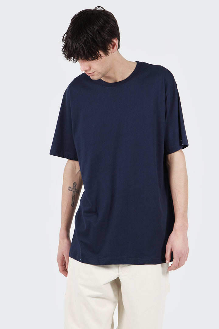 Good As Gold Classic Organic T-Shirt - navy | GOOD AS GOLD | NZ