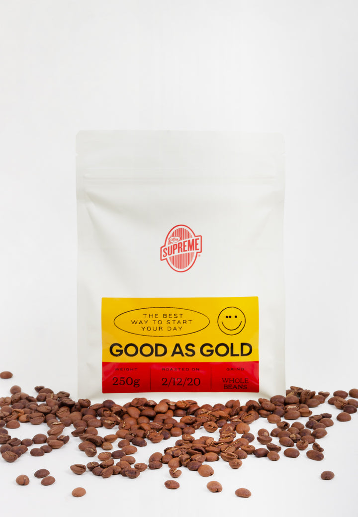 Good As Gold x Coffee Supreme 250g