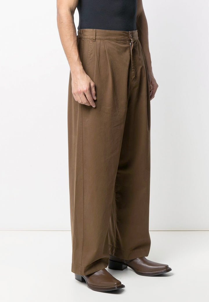 New Tanoi Trousers - dark earth