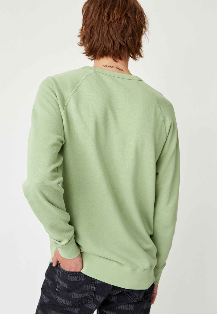 Hester Sweater - dusty green