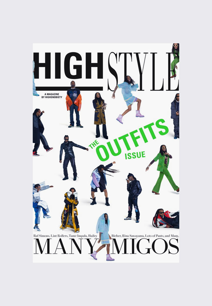 HIGHstyle - issue #19