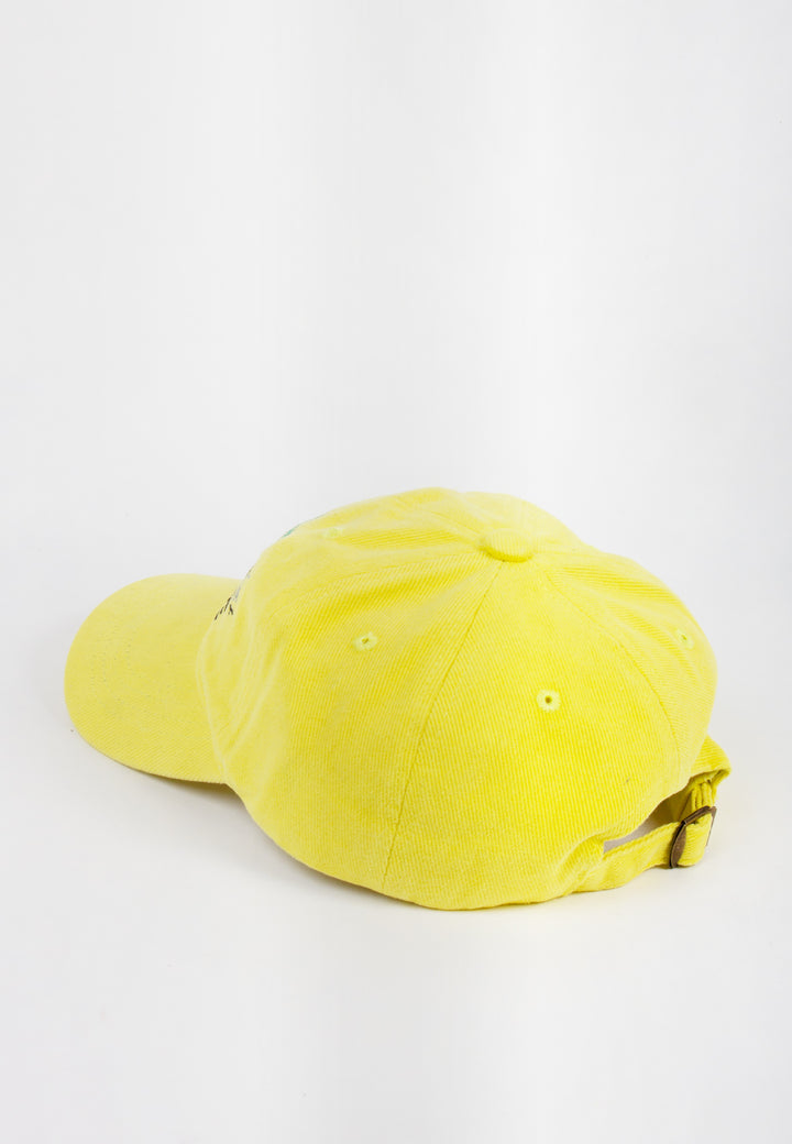 Holiday Hat - yellow