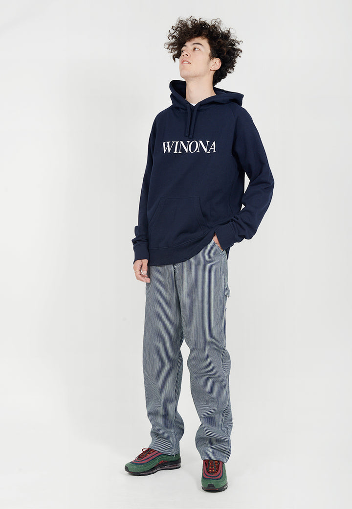 IDEA Winona Hoodie - navy — Good as Gold