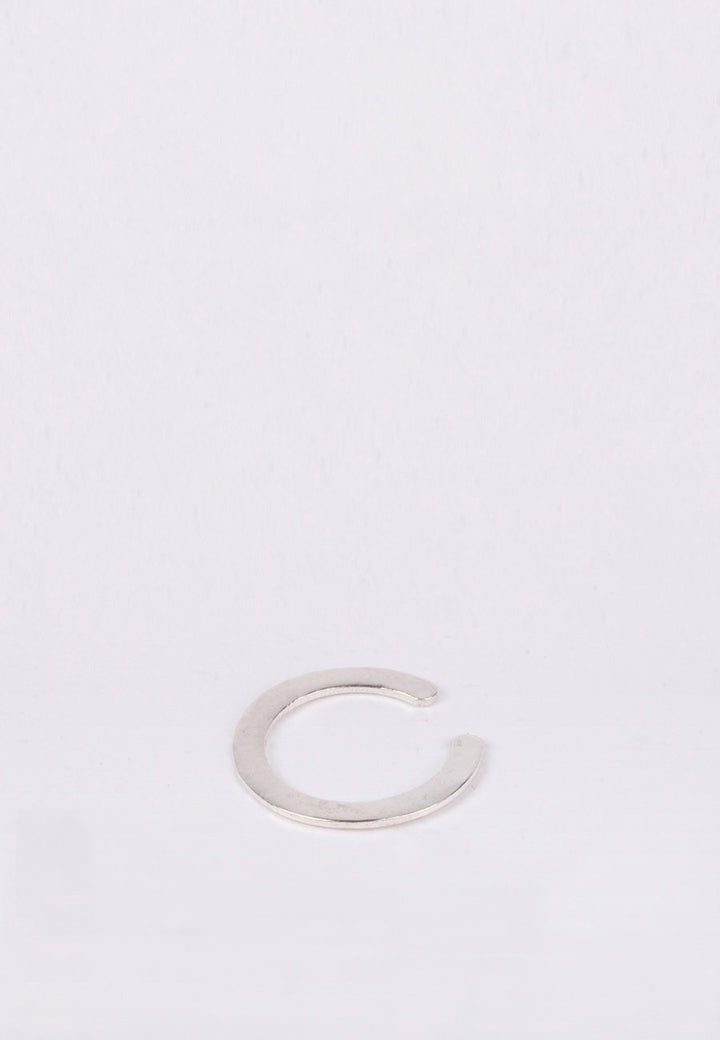 Newend Gap Ring - silver — Good as Gold