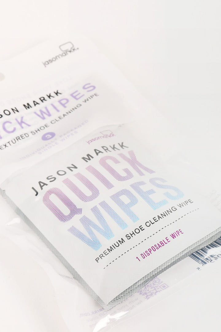 Jason Markk Quick Wipes 3 Pack | GOOD AS GOLD | NZ