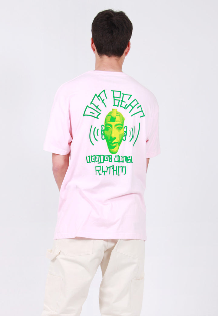 Jungles Rhythm T-Shirt - pink – Good as Gold