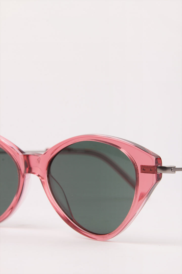 Sol Sister Sunglasses - raspberry shiny