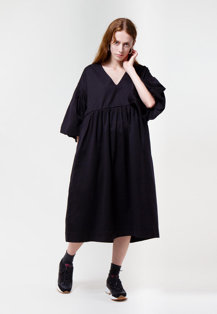Yoshi Dress - black
