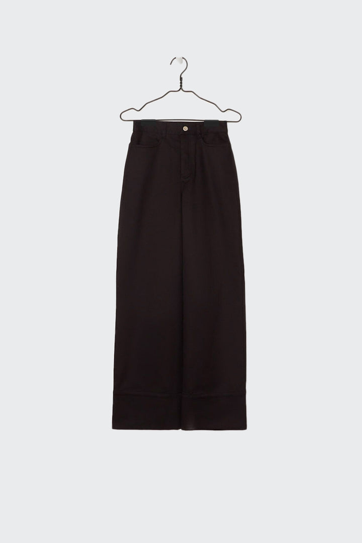 Kowtow Stage Pant - black | GOOD AS GOLD | NZ