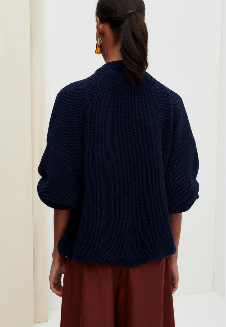 Element Cardigan - navy