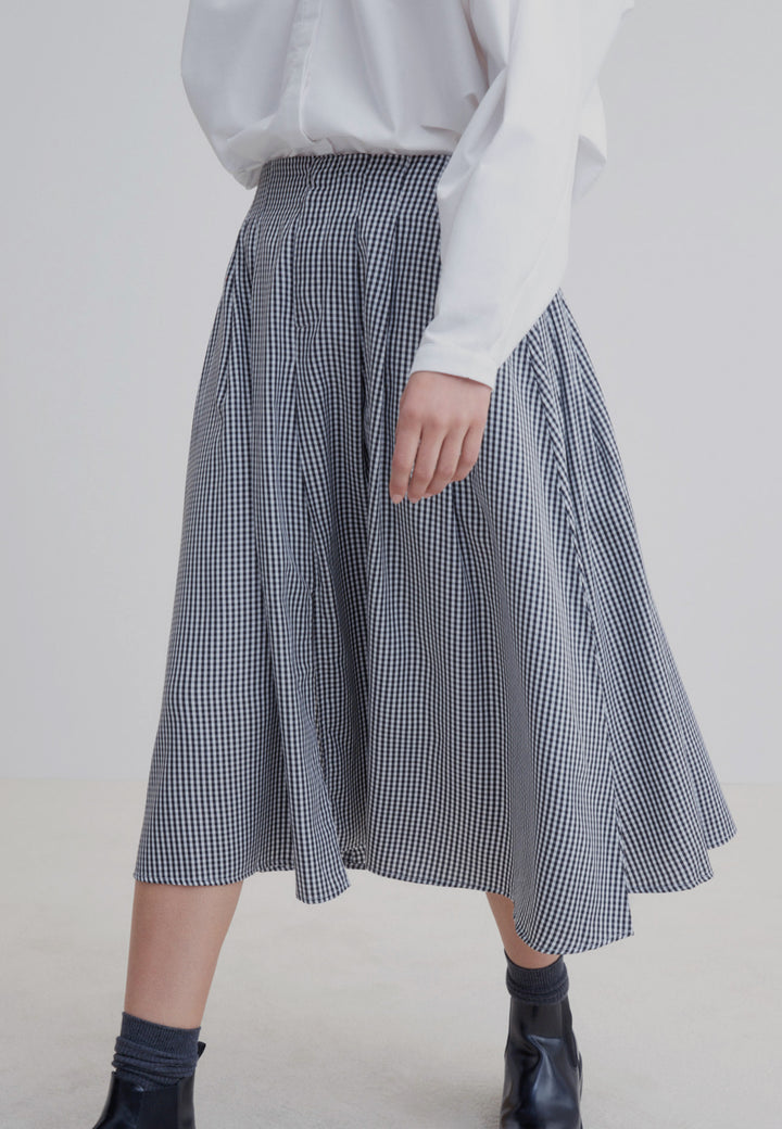 Pavilion Skirt - gingham