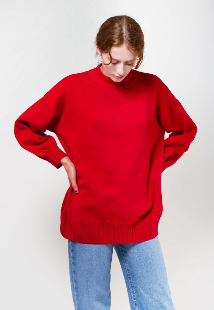 Arc Jumper - red
