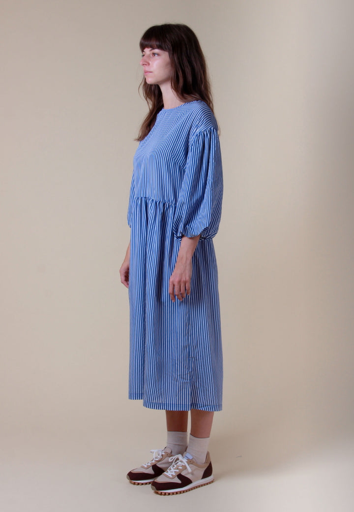Barrett Dress - blue
