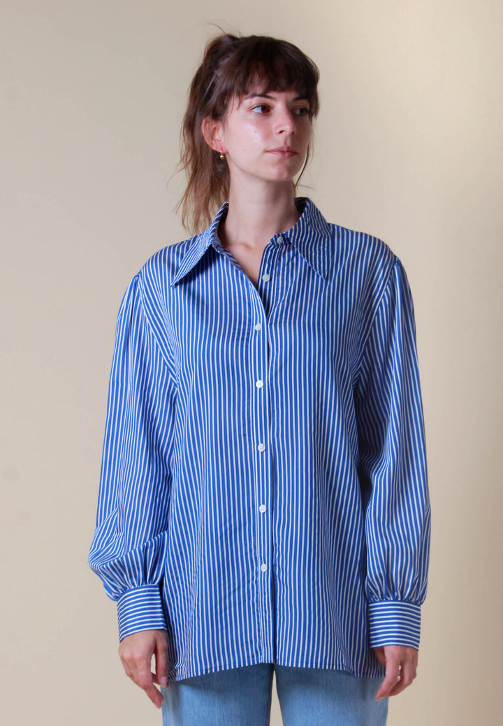 Axel Shirt - blue