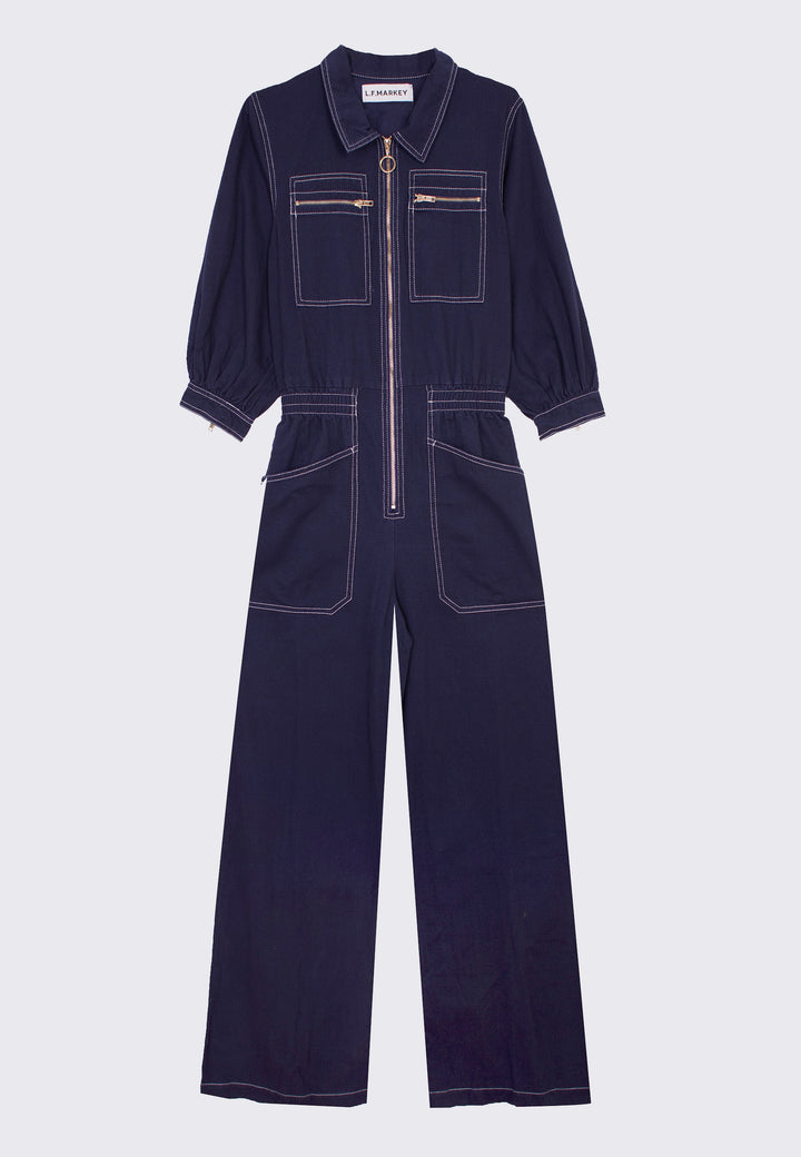 Dante Boilersuit - navy
