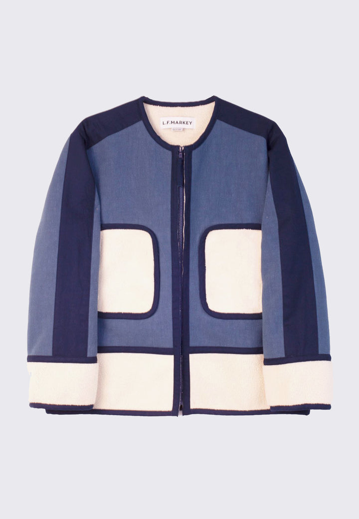 Gordon Coat - blue