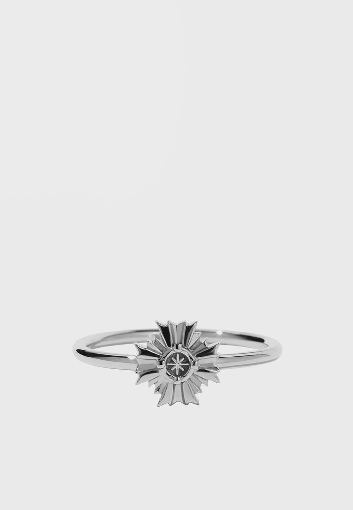 Meadowlark August Stacker Ring - silver - Good As Gold