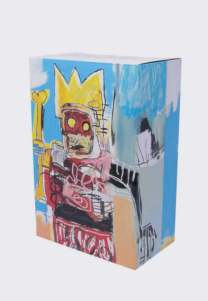 Be@rbrick Basquiat #6 100% + 400% Set