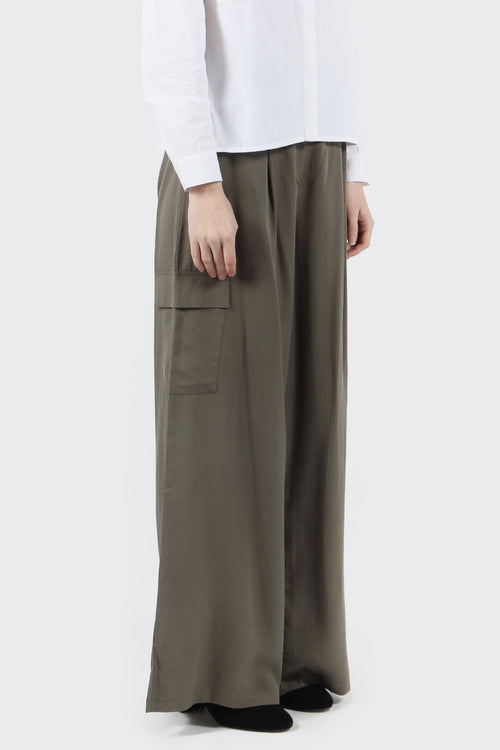 Native Youth Aster Pant - olive | GOOD AS GOLD | NZ