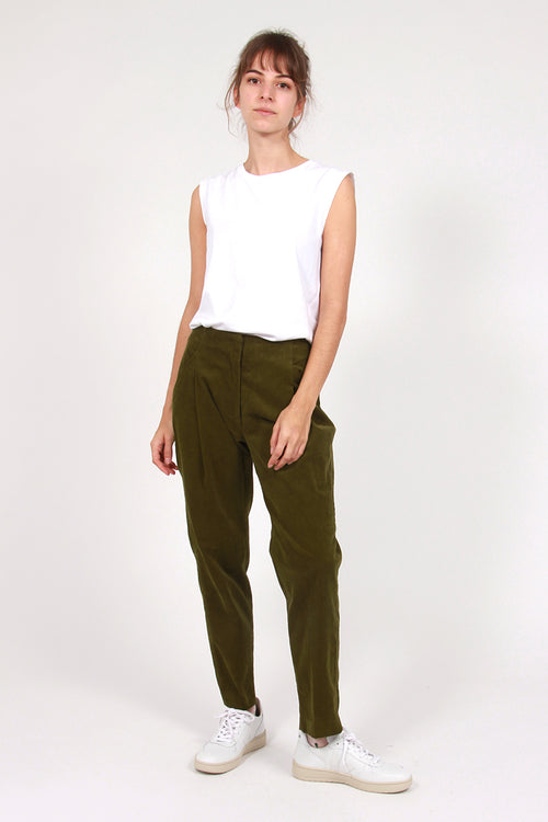 Native Youth Oakfield Pant - olive – Good as Gold