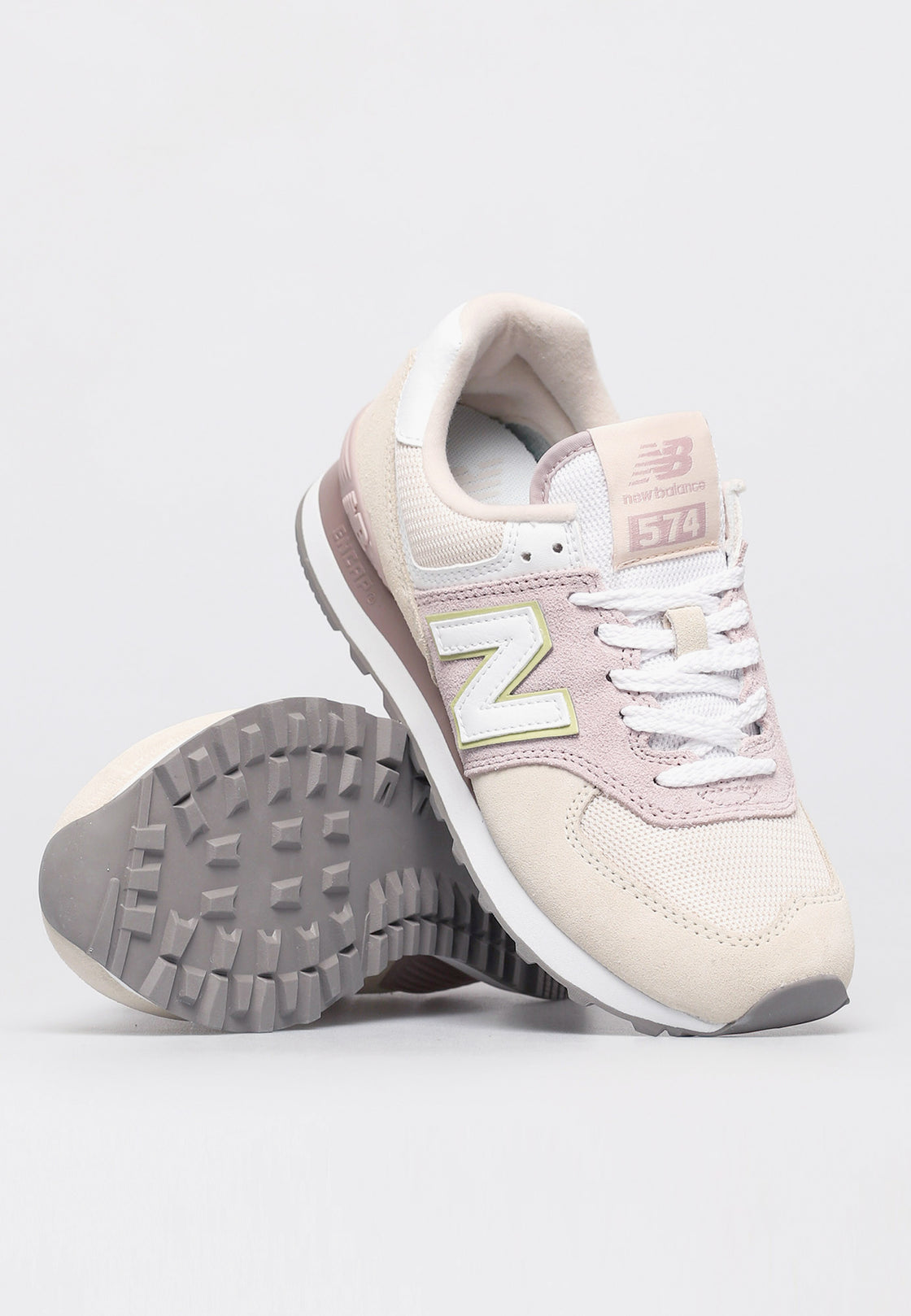 Womens 574 - pink