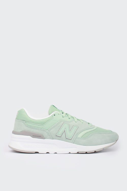 New Balance Womens 997H Pastel Pack - mint — Good as Gold