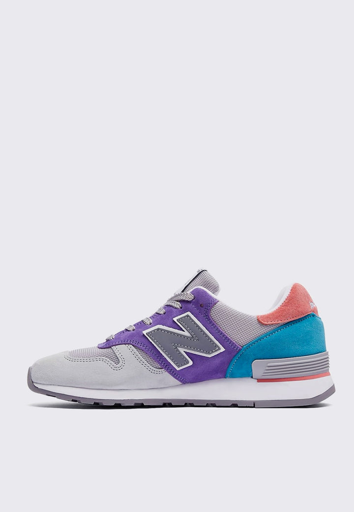 M670GPT Made In UK City Sunrise Pack - grey/teal/purple